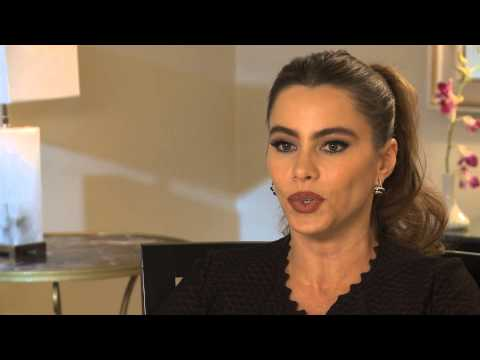 Watch an interview with Sofia Vergara about Fading Gigolo