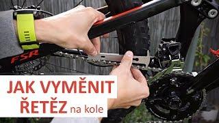 Jak a kdy vyměnit řetěz na kole