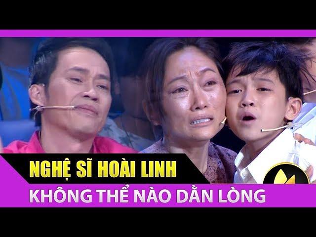 Quách Phú Thành 'Thần đồng cải lương' khiến khán giả xúc động với tiết mục Nội Tôi
