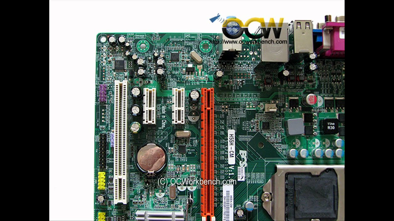 ECS H55H-CM MOTHERBOARD DRIVER FOR PC