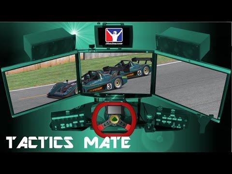 iRacing: Radical SR8 at Road Atlanta - Tactics Mate