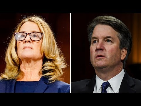 Brett Kavanaugh and Christine Blasey Ford face Senate panel Mp3