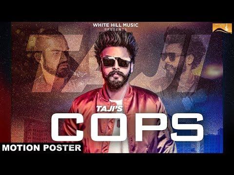 Cops (Motion Poster) Taji | Latest Punjabi...