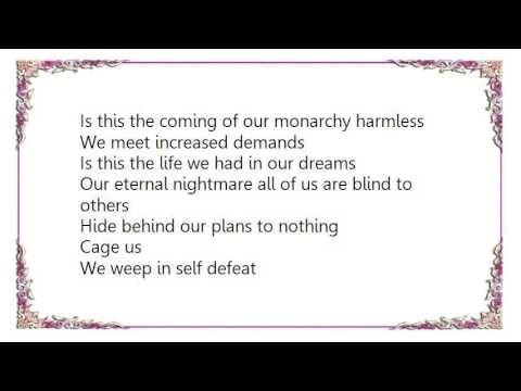 Unearth - Zombie Autopilot Lyrics