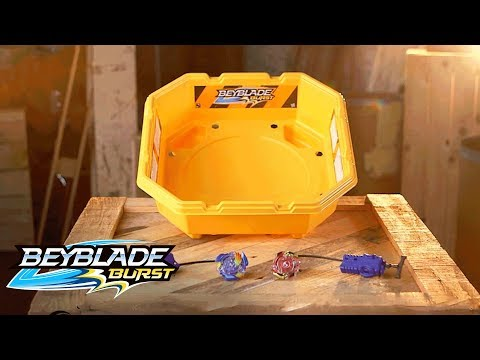 Beyblade Burst France - Demo Set de Combat Beyblade Burst