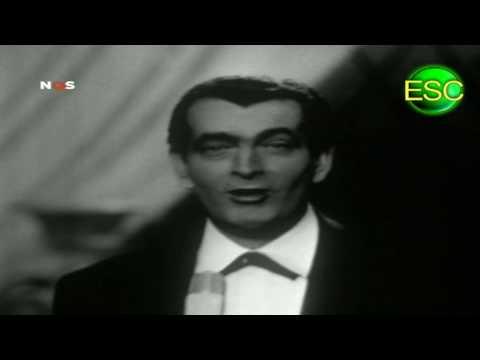 Camillo Petit Bonhomme Grand Prix Eurovision 1962