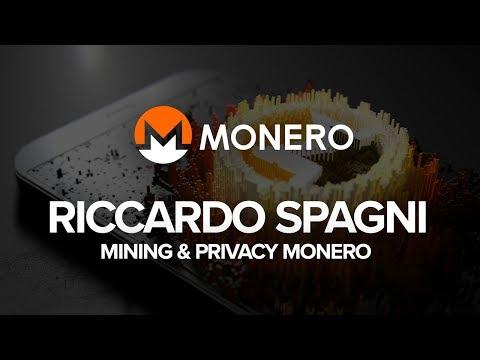 Discussion with Riccardo Spagni aka Fluffypony, Monero (XMR) Developer