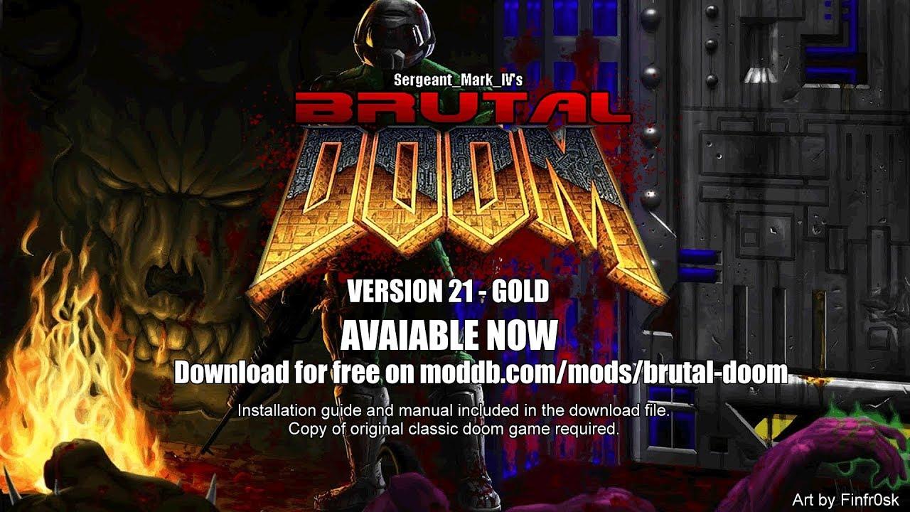 brutal doom download linux