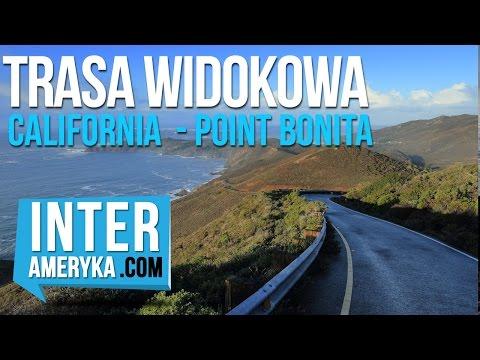 San Francisco - Przejazd Trasą Widokową - Point Bonita