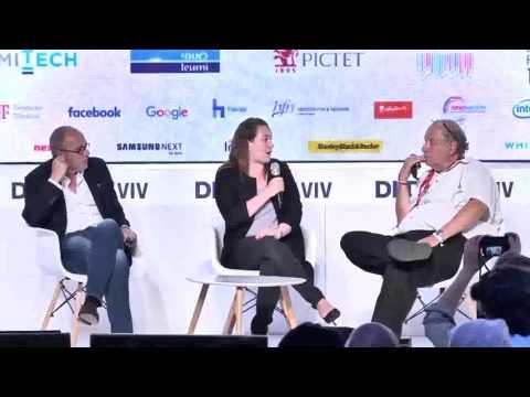 Fireside Chat (Yossi Vardi, Axelle Lemaire, Stéphane Richard) | DLD Tel Aviv 16
