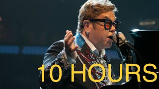 Ordinary Man but it's only Elton John for 10 Hours