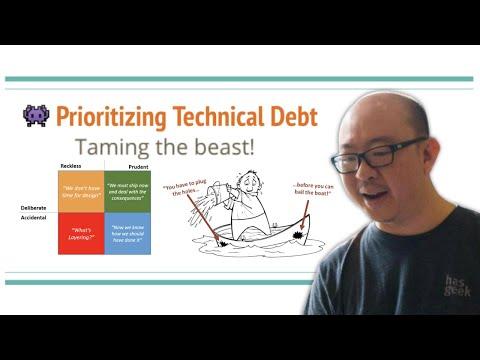 👾 Prioritizing Technical Debt