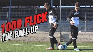 1000 modi per ALZARE un Pallone!!! / how to FLICK a ball??? I2BOMBER