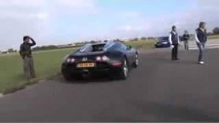 BMW M3 vs Bucatti Veyron.flv