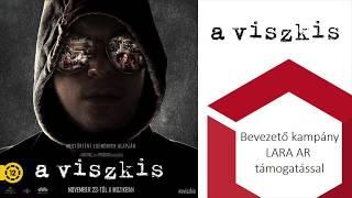 Életre keltett 2 000 Ft.-os, a Viszkis film LARA promóciója