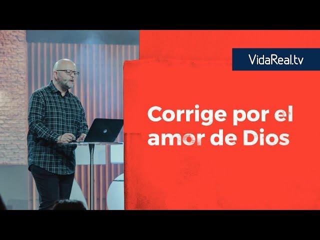 Corrige por el Amor de Dios. | Rompecabezas | Pastor Antulio Castillo