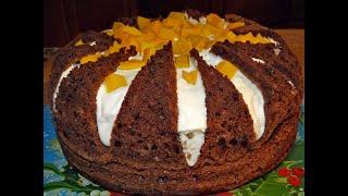 Торт Килиманджаро Эффектный и Оригинальный рецепт на новогодний стол Новый год 2020
