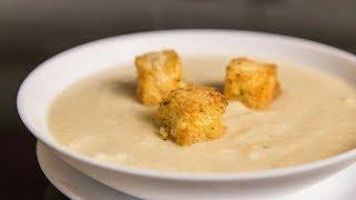 Крем суп из цветной капусты с сыром | Рецепт