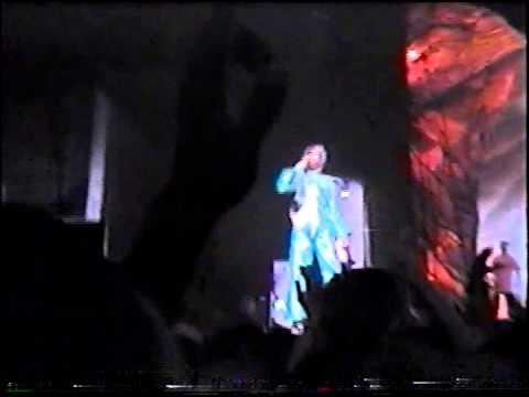 "Outkast ""ATLiens"" Live StankLove Tour 2001 SJSU Event Center Arena, San Jose, CA"