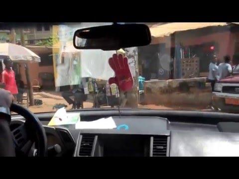 Yaoundé; la balade 2014