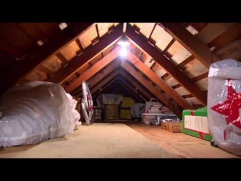 VIDEO: Man finds