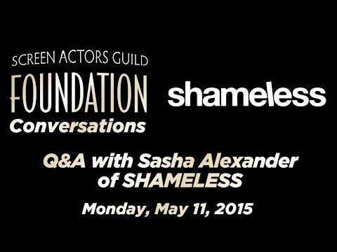 Conversations with Sasha Alexander of SHAMELESS