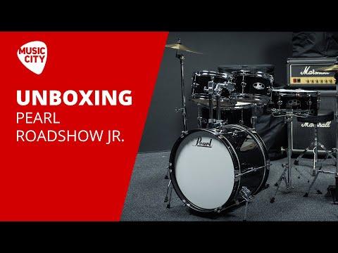 Unboxing Pearl Roadshow Jr. | Music City