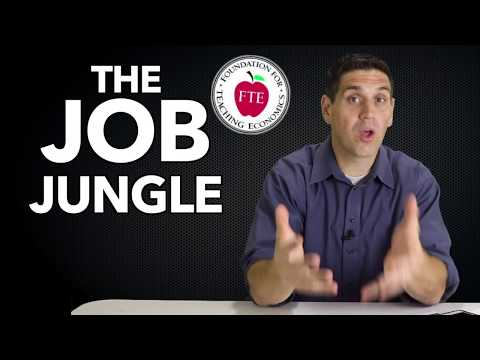 Job Jungle- Labor Market Activity