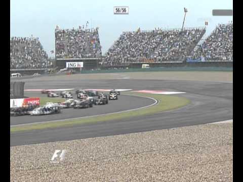 Shanghai 2007 F1 GP Start