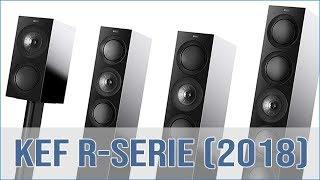 KEF R-Series (2018) - Lineup vorgestellt