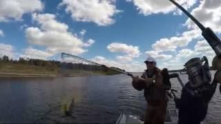 Рыбалка на Волге, база отдыха Ступино(Рыбалка на Волге, база отдыха Ступино, Астраханской области., 2016-09-16T17:20:37.000Z)