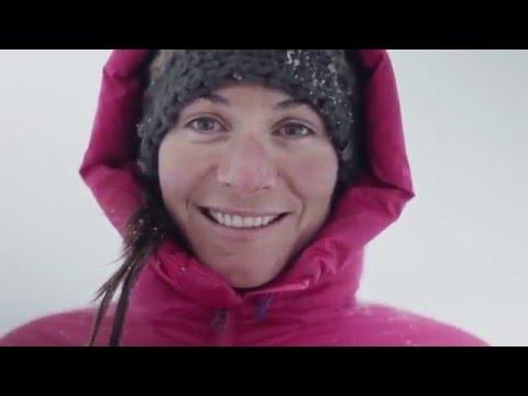 The North Face  Your Land (зимний пуховик)