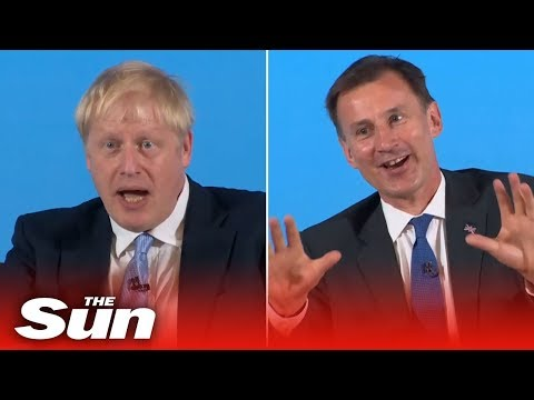 Which Game of Thrones character do Boris Johnson and Jeremy Hunt identify with?