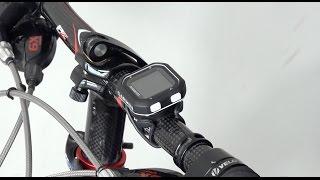 Instalación da computadora Bike GPS X Garmin Edge 25