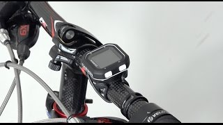 Garmin Edge 25 GPS Bike Computer Installation