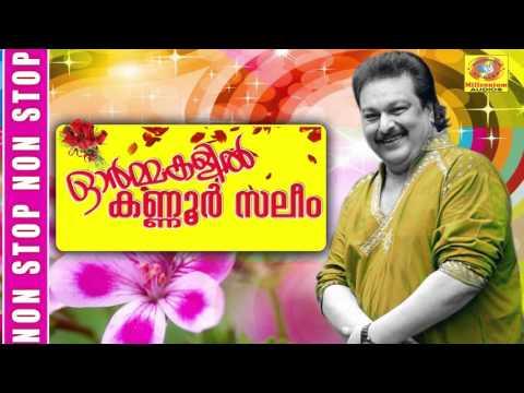 Ormakalil Kannur Saleem | Hits of Kannur Saleem | Non Stop Malayalam Songs | Mappilapattukal