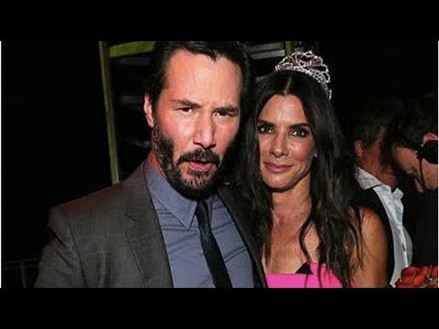 Sandra Bullock Torn Between Keanu Reeves And Boyfriend Bryan Randall?