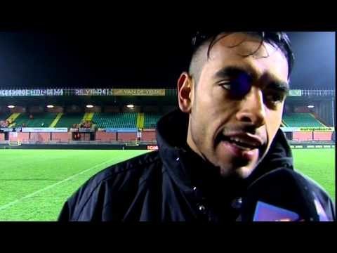 Interview Sergio Dutra na Lokeren-Westerlo 4-2