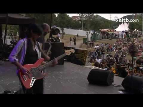 Bilbao BBK Live 2011: Concierto de Les Savy Fav