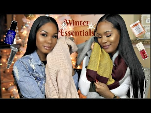 Winter Essentials 2016!