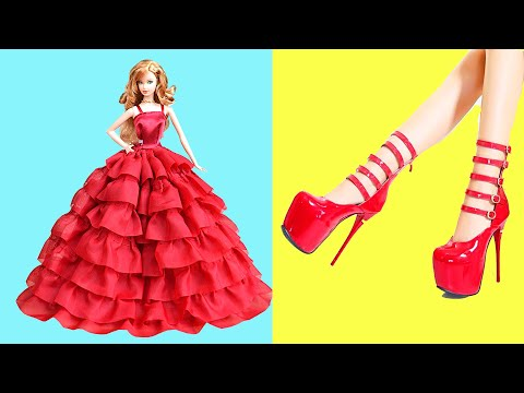 DIY Barbie Doll Hacks ❤️ BARBIE Ideas And Crafts for Kids | 2019