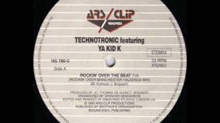 Technotronic Featuring Ya Kid K - Rockin