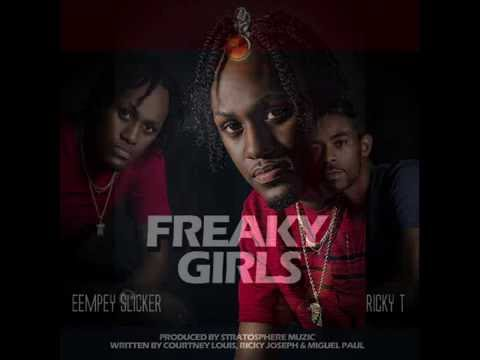 Ricky T - Freaky Girls ft Eempey Slicker