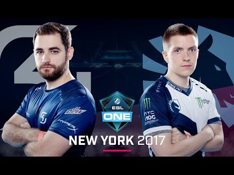 CS:GO - SK vs. Team Liquid [Inferno] Map 1 - Semi Finals - ESL One New York 2017