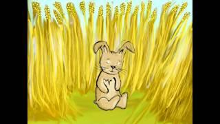 Мультфільм Ой на горі жито, сидить зайчик