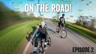 LIFE ON THE ROAD! - London2Africa Episode 2