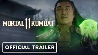 Mortal Kombat 11 - Shang Tsung Reveal Trailer