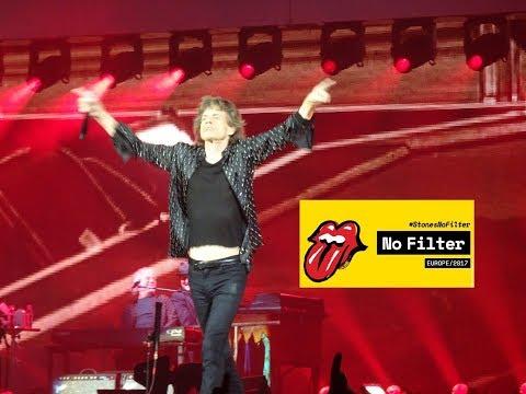 Rolling Stones - Honky Tonk Women 30-09-2017 - Arena Amsterdam Netherlands