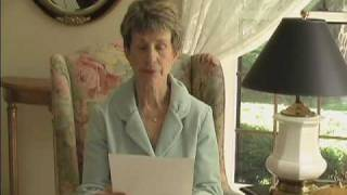 A Video Letter from Susan Elizabeth Phillips