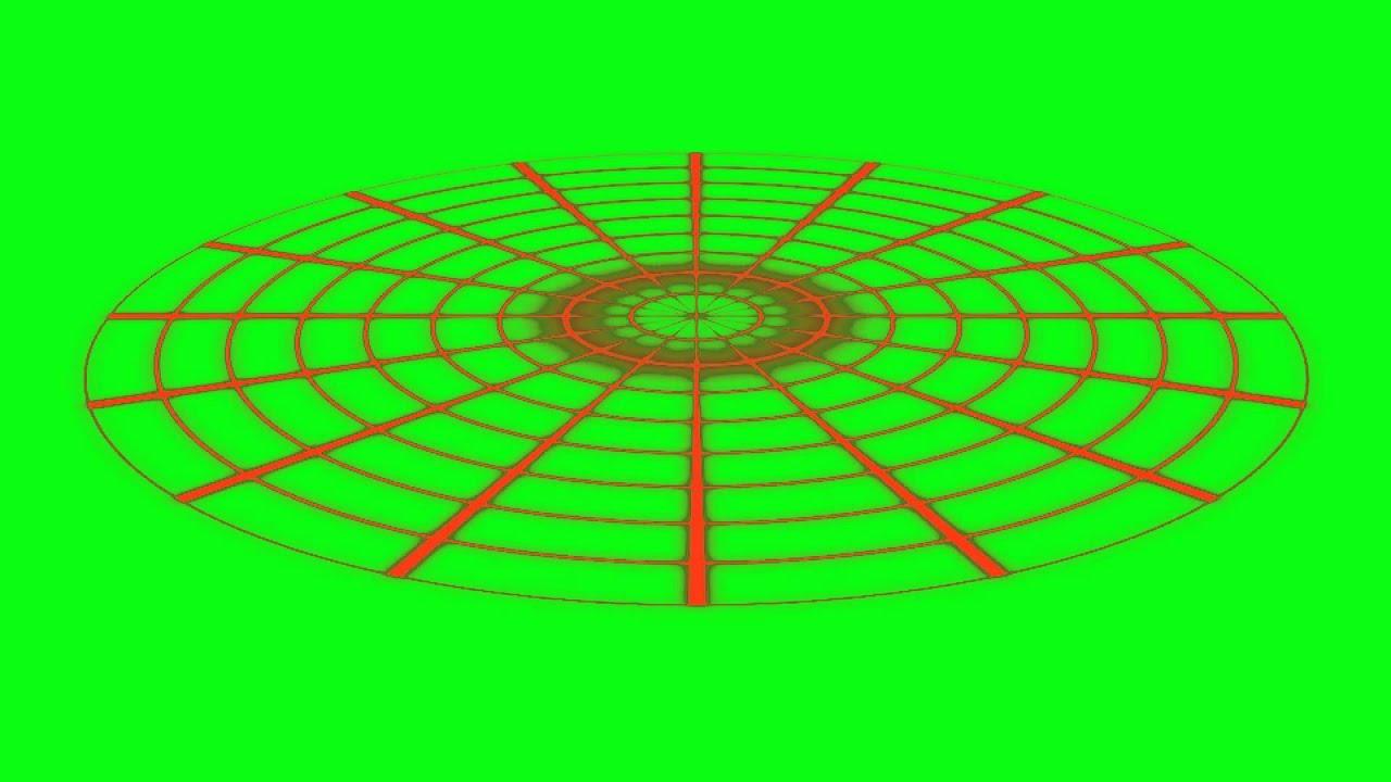 bestofgreenscreen radar animation - green screen effect - HacBao